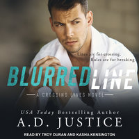 Blurred Line - A.D. Justice