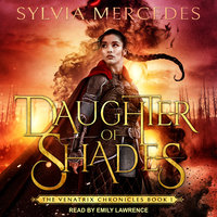 Daughter of Shades - Sylvia Mercedes