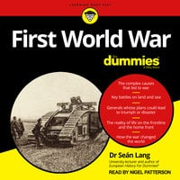 First World War For Dummies - Sean Lang