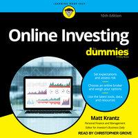 Online Investing For Dummies - Matt Krantz