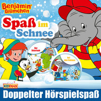 Benjamin Blümchen - Folge 17 + 92: Spaß im Schnee! - Elfie Donnelly, Ulli Herzog, K.-P. Weigand