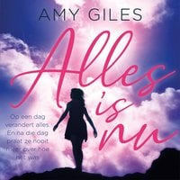 Alles is nu - Amy Giles