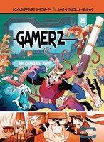 Gamerz 8 - Abekongens hævn - Kasper Hoff