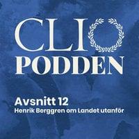 Cliopodden avsnitt 12 - Bokklubben Clio