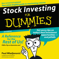 Stock Investing for Dummies 2nd Ed. - Paul Mladjenovic