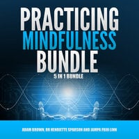 Practicing Mindfulness Bundle: 5 in 1 Bundle, Mindfulness, Transcendental Meditation, Zen Mind, Feng Shui, Yoga for Beginners - Adam Brown, Jampa Fujii Linn, Dr. Henriette Sparson