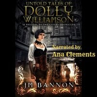The Untold Tales of Dolly Williamson - JM Bannon
