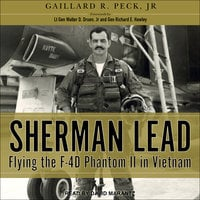 Sherman Lead: Flying the F-4D Phantom II in Vietnam - Gaillard R. Peck