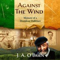 Against the Wind: Memoir of a Dissident Dubliner - James A O'Brien
