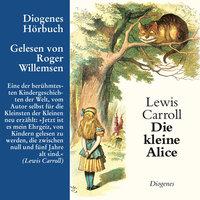 Die kleine Alice - Lewis Carroll