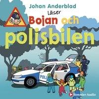 Bojan och polisbilen - Johan Anderblad