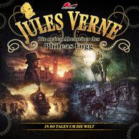 Jules Verne, Die neuen Abenteuer des Phileas Fogg: In 80 Tagen um die Welt - Markus Topf, Dominik Ahrens