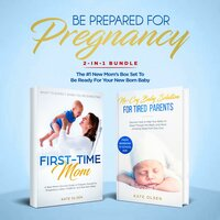 Be Prepared for Pregnancy: 2-in-1 Bundle - Kate Olsen