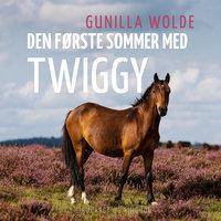 Den første sommer med Twiggy - Gunilla Wolde