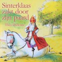 Sinterklaas zakt door zijn paard - Thea Dubelaar
