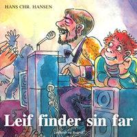 Leif finder sin far - Hans Christian Hansen