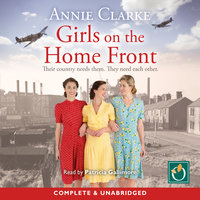 Girls on the Home Front - Annie Clarke