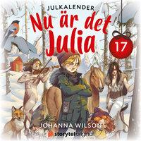 Nu är det Julia - Lucka 17 - Johanna Wilson