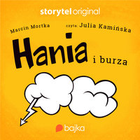 Hania i burza - Marcin Mortka