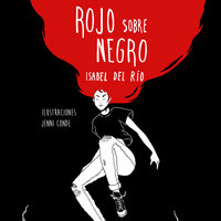 Rojo sobre negro - Isabel del Río