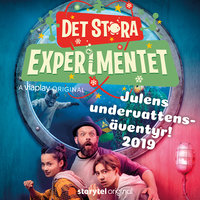 Del 20. Det stora experimentet 2: Ett undervattensäventyr - Beppe Singer,Henrik Ståhl