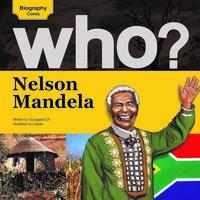 who? Nelson Mandela - Youngseok Oh