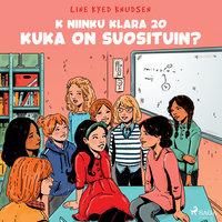K niinku Klara 20 - Kuka on suosituin? - Line Kyed Knudsen