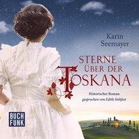 Sterne über der Toskana - Karin Seemayer