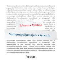 Valheenpaljastajan käsikirja - Johanna Vehkoo