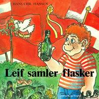 Leif samler flasker - Hans Christian Hansen
