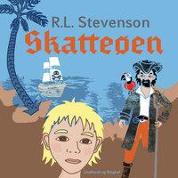 Skatteøen - R.L. Stevenson