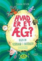 Hvad er et æg? - Johan Olsen