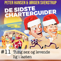 Sex og levende lig i lasten - Jørgen Svenstrup, Peter Hansen
