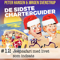 Jeepsafari med livet som indsats - Jørgen Svenstrup, Peter Hansen