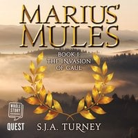 The Invasion of Gaul - S.J.A. Turney