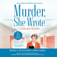 A Time for Murder - Jessica Fletcher