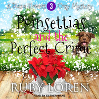 Poinsettias and the Perfect Crime - Ruby Loren