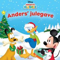 Mickeys Klubhus - Anders' julegave - Disney