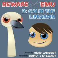 Colin the Librarian - Merv Lambert
