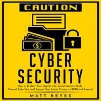 Cyber Security - Matt Reyes
