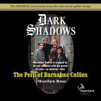 The Peril of Barnabas Collins - Marilyn Ross