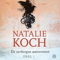 De verborgen universiteit 2: Het levende labyrint - Natalie Koch