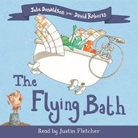 The Flying Bath - Julia Donaldson