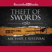 Theft of Swords - Michael J. Sullivan