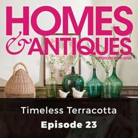 Homes & Antiques: Timeless Terracotta - Ellie Tennant
