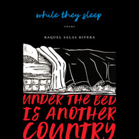 While they sleep (under the bed is another country) - Raquel Salas Rivera