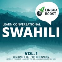 LinguaBoost: Learn Conversational Swahili - LinguaBoost