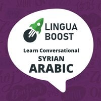 LinguaBoost: Learn Conversational Syrian Arabic - LinguaBoost