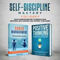 Self-Discipline Mastery 2-in-1 Bundle - Frank Steven