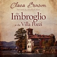 The Imbroglio at the Villa Pozzi - Clara Benson